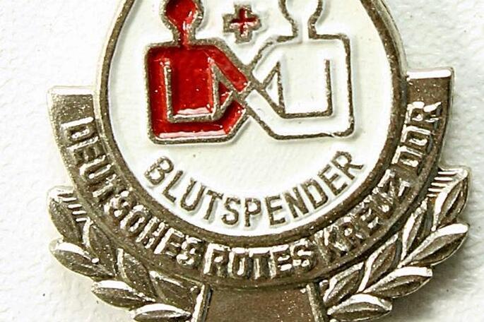 Blutspende in der DDR
