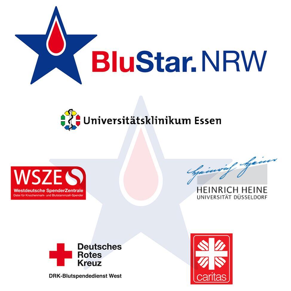 Give Blood!   DRK-Blutspendedienst West